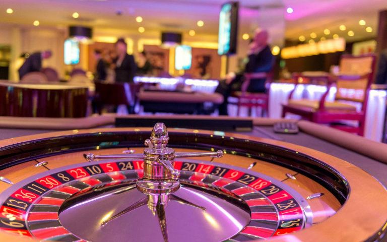 Le Casino d'Evian-les-Bains