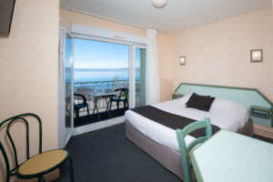 Chambre Quadruple Lac Hotel Evian Express