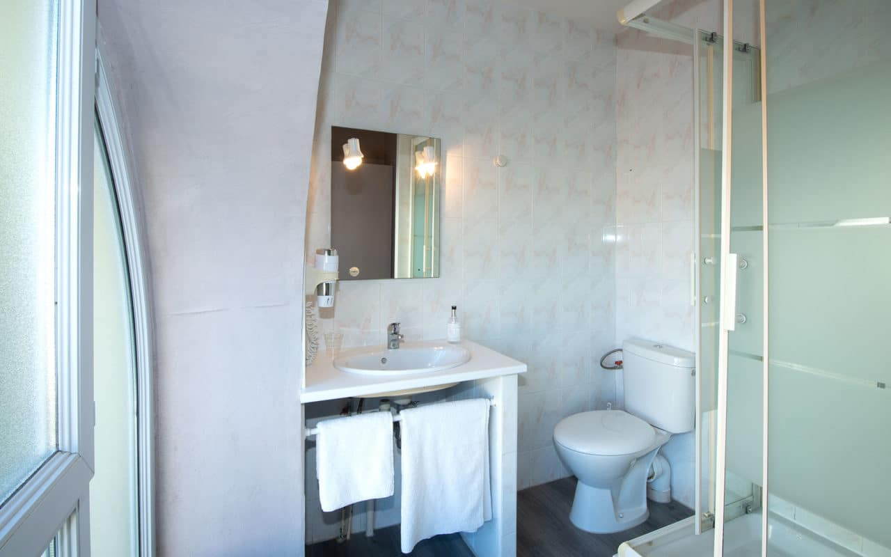 Chambre Single Hotel Evian Express