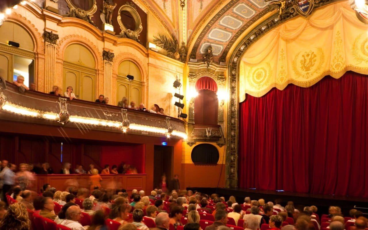 Le Théâtre d'Evian-les-Bains