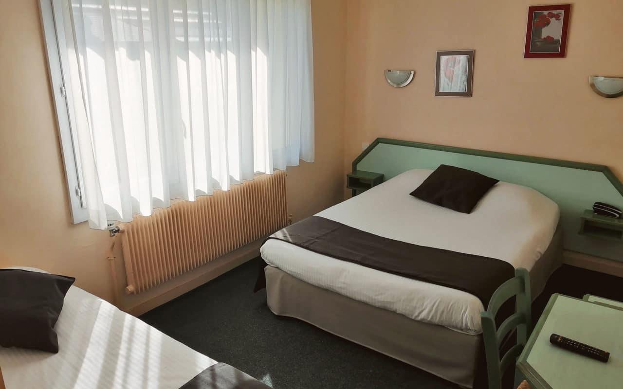 Hôtel Evian Express - Chambre Quadruple Standard